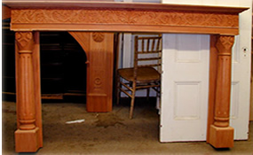 Architectural Antiques and Custom Woodworking